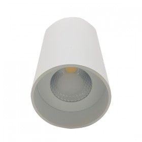 Keon 10w Dimmable LED Downlight Kit - White Surface Mounted