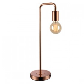 Klop Table Lamp - Copper