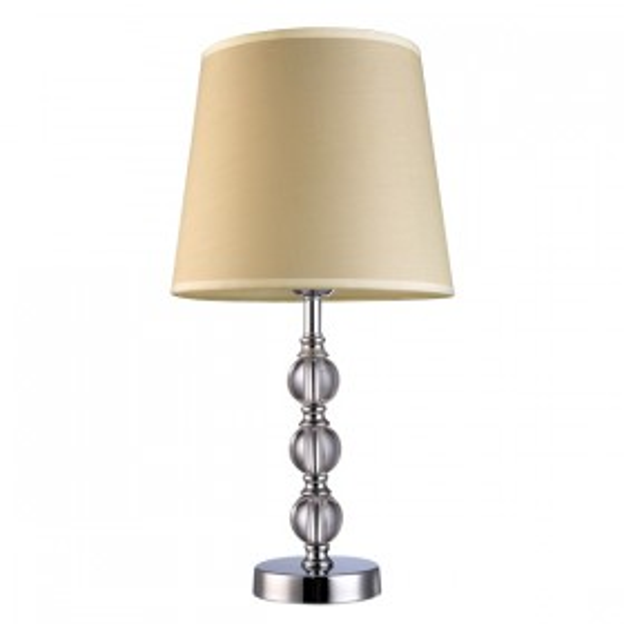 Nella Table Lamp - Chrome