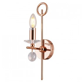 Ness Wall Light - Copper