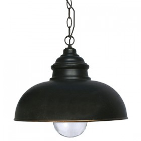 Parkway Chain Pendant Light - Antique Bronze