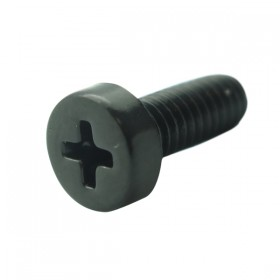 Plastic Screw - Black