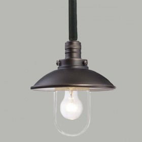 Port Rod Pendant Light - Antique Bronze