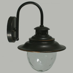 Southby Outdoor Wall Light - Antique Bronze
