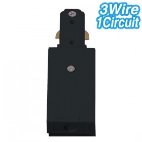 Black Live End - 3Wire 1Circuit