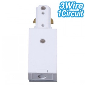 White Live End - 3Wire 1Circuit