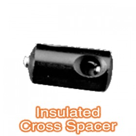 Cross Spacer Insulated - Trapeze Lighting