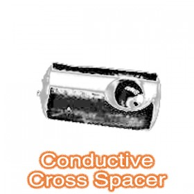 Cross Spacer Conductive - Trapeze Lighting