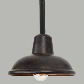 Urban Rod Pendant Light - Antique Bronze
