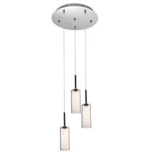 MASC Modern Ceiling Lights Glass Replica Pendant Lighting