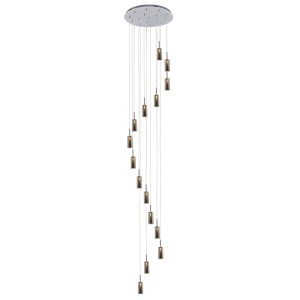 Modern Glass Pendant Light Melbourne Cafe Lighting