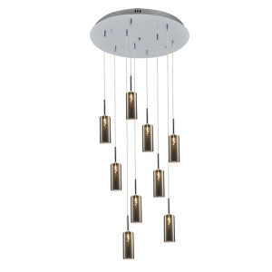 Melbourne Lighting Modern Glass Pendant Light