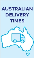 Australian Delivery Times @ Mica Lighting