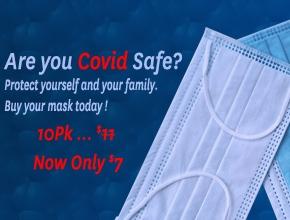 Safety Masks - MICA Lighting