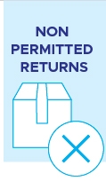 Non-Permitted Returns @ MICA Lighting