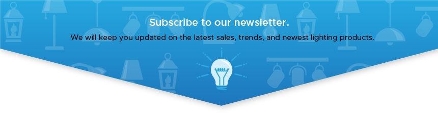 Subscribe Today ... For the best lighting deals