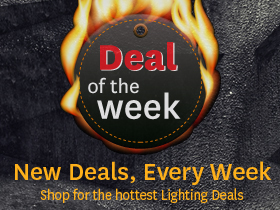 Lighting Deal Of The Week