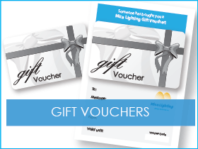 Mica Lighting Gift Vouchers