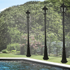 Traditional Outdoor Lighting