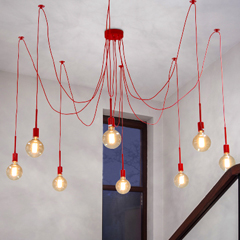 Pendant Lights - Spider Lights