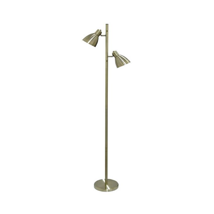 Torres Floor Lamps Antique Brass, Floor Lamps For Reading Contemporary