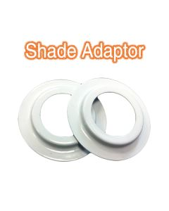 Shade Adaptors Plates 40mm 29mm Convert Your Lamps Lights