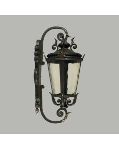 Albany Mini Outdoor Wall Lights Exterior Lode International Lighting