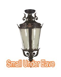 Outdoor Under Eave Lighting Traditional Albany Exterior Lights Lode International