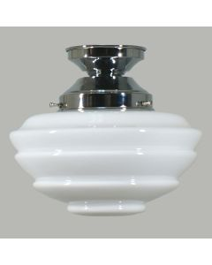 Cannes DIY Modern Lighting Lode Glassware Batten Fix Lights