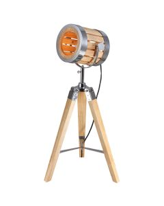 Cheap Timber Tripod Table Lamps Lighting 3 Legs Carlton Marden Design