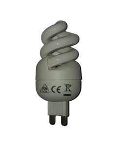Bulbs CFL G9 7w Compact Fluorescent Lamps 240v T2 Globes
