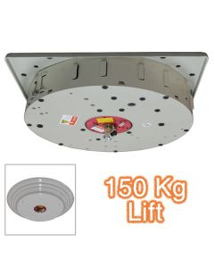 Winch Chandelier Light Lifter Hoist 150 Kg Lifting Lighting