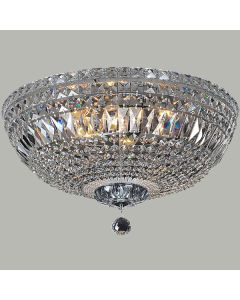 Crystal Classical Lighting Classique Lights Traditional  Ceiling Flush