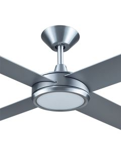 "Aluminium Ceiling Fans Hunter Pacific Concept3 52"" Dimming LED AC"