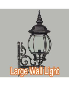 Traditional Outdoor Period Lights Exterior Lighting Flinders Large Wall