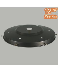 Large Black Gallery Lights Spare Parts Traditional Period Lighting
