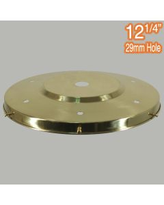 Brass Components 12.25 inch Gallery Lights Traditional Period Lighting