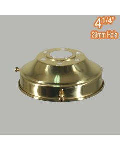 Brass Components 4.25 inch Gallery Lights Traditional Period Lighting