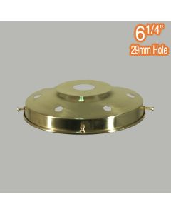 Brass Lighting 6.25 inch Gallery Traditional Period Spare Parts