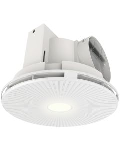 Helios LED Bathroom Lights Exhaust Fans Toilet 19851 Brilliant Lighting