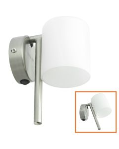 Kibo Pivot Wall Lamps Bedside Lights Modern Indoor Wall Bracket Lighting