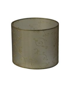 Lacey 20 Small Fabric Lamps Shade Gold