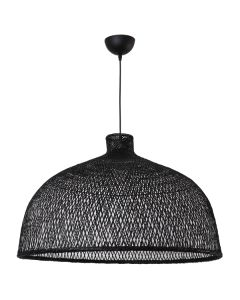 Black Bamboo Pendants Coastal Lights Rattan Replica Ay Illuminate M1 Lighting Bali Hanging Ceiling