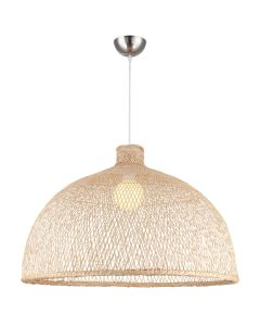 Rattan Replica Ay Illuminate M1 Lighting Pendants Beachy Bali Bamboo Hanging Ceiling Lights