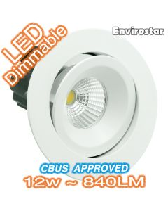 CBUS Compatible Telbix Downlight MDL603 Designer Lighting Ceiling