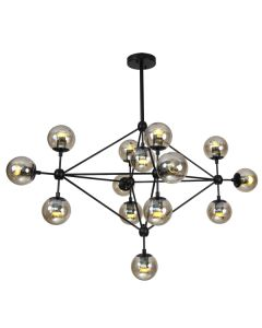 Modo 14 Lights Chandelier Lighting Diamond Replica Jason Miller Pendants