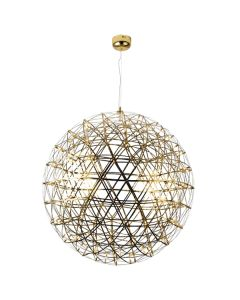 Gold LED Pendants Lights Designer Lighting Replica Raimond Puts Moooi