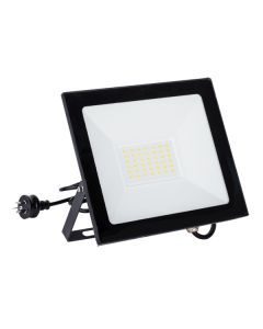 IP65 Neo 30w LED Flood Lights Exterior Lighting Security Telbix