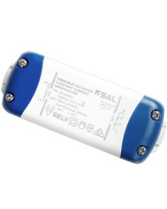 Dimming Constant Current LED Driver 500mA 18W SAL Actec Pluto Lighting