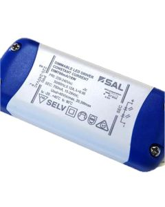 Lighting LED Driver 700mA 18W Dimming Constant Current Actec SAL Pluto